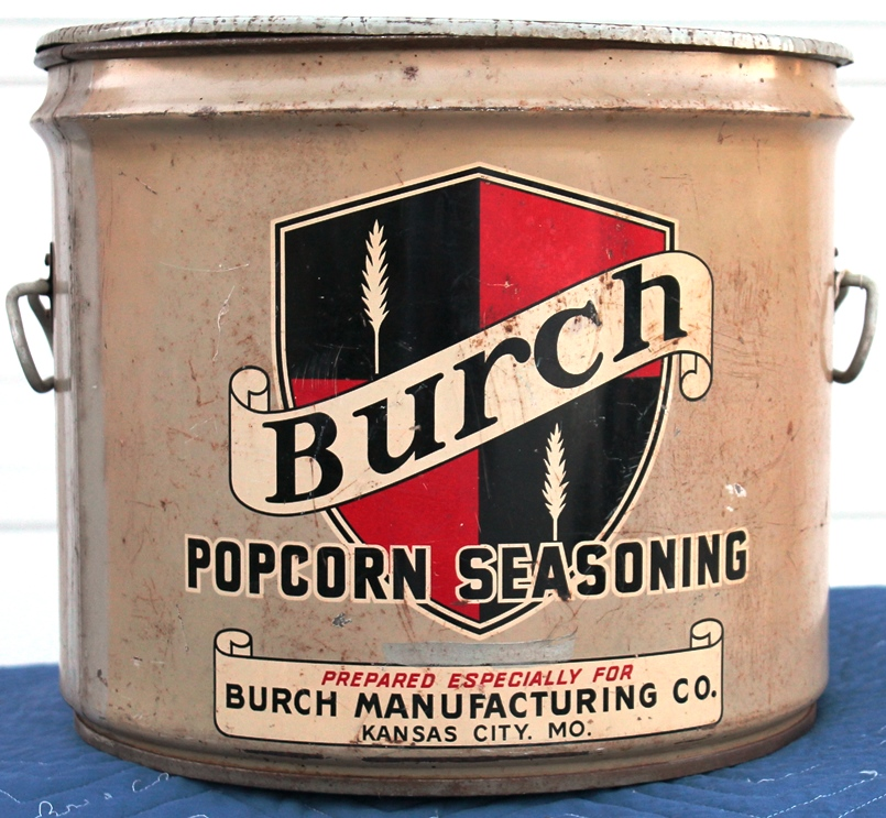 Burch 50 Pound Pail